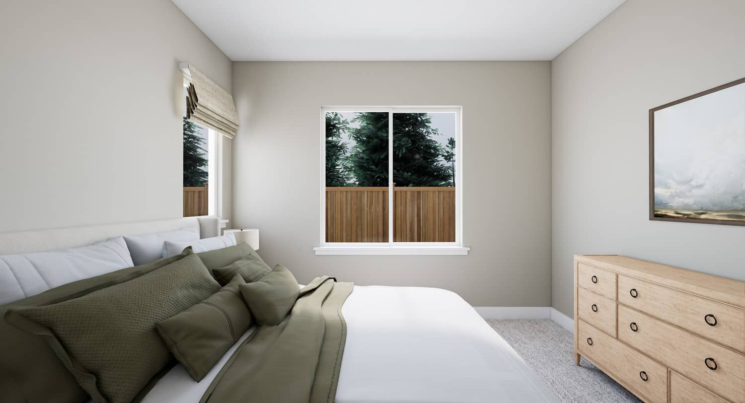 Bedroom featured in the Plan A-280 By Tri Pointe Homes in Bremerton, WA