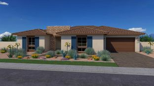 Palo Verde - Domaine at Waterston: Gilbert, Arizona - Tri Pointe Homes