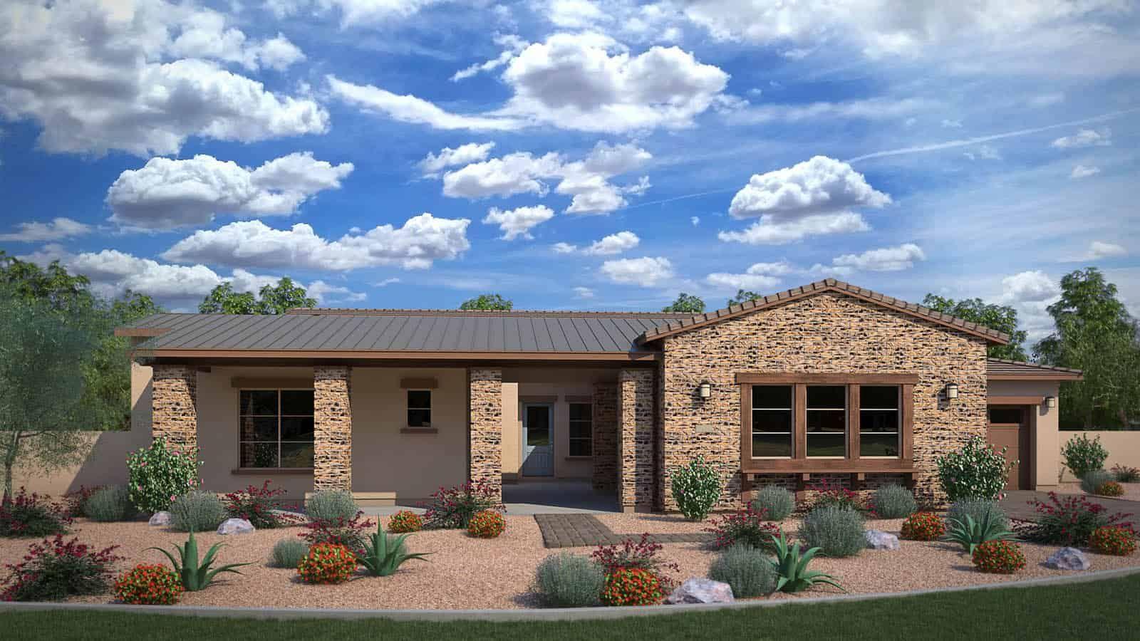 Ranch:Ranch Elevation