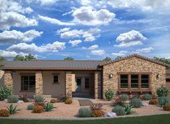 Acacia - Domaine at Waterston: Gilbert, Arizona - Tri Pointe Homes