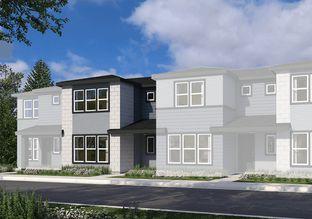 Plan B - Sterling Ranch Townhomes: Littleton, Colorado - Tri Pointe Homes