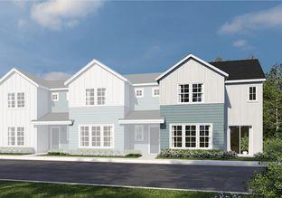 Plan C - Sterling Ranch Townhomes: Littleton, Colorado - Tri Pointe Homes