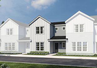 Plan A - Sterling Ranch Townhomes: Littleton, Colorado - Tri Pointe Homes