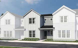 Sterling Ranch Townhomes by Tri Pointe Homes in Denver Colorado
