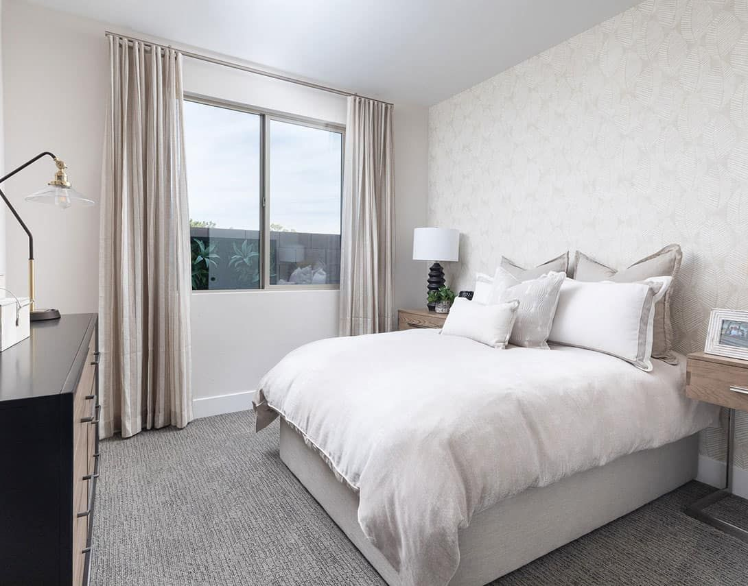 Bedroom featured in the Plan 1 By Tri Pointe Homes in Las Vegas, NV