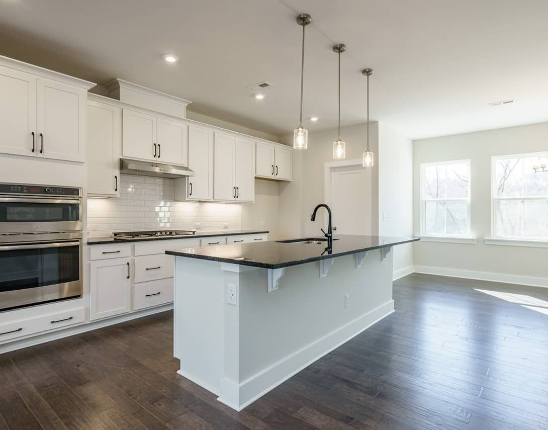 Kitchen featured in the Plan 1 By Tri Pointe Homes in Raleigh-Durham-Chapel Hill, NC