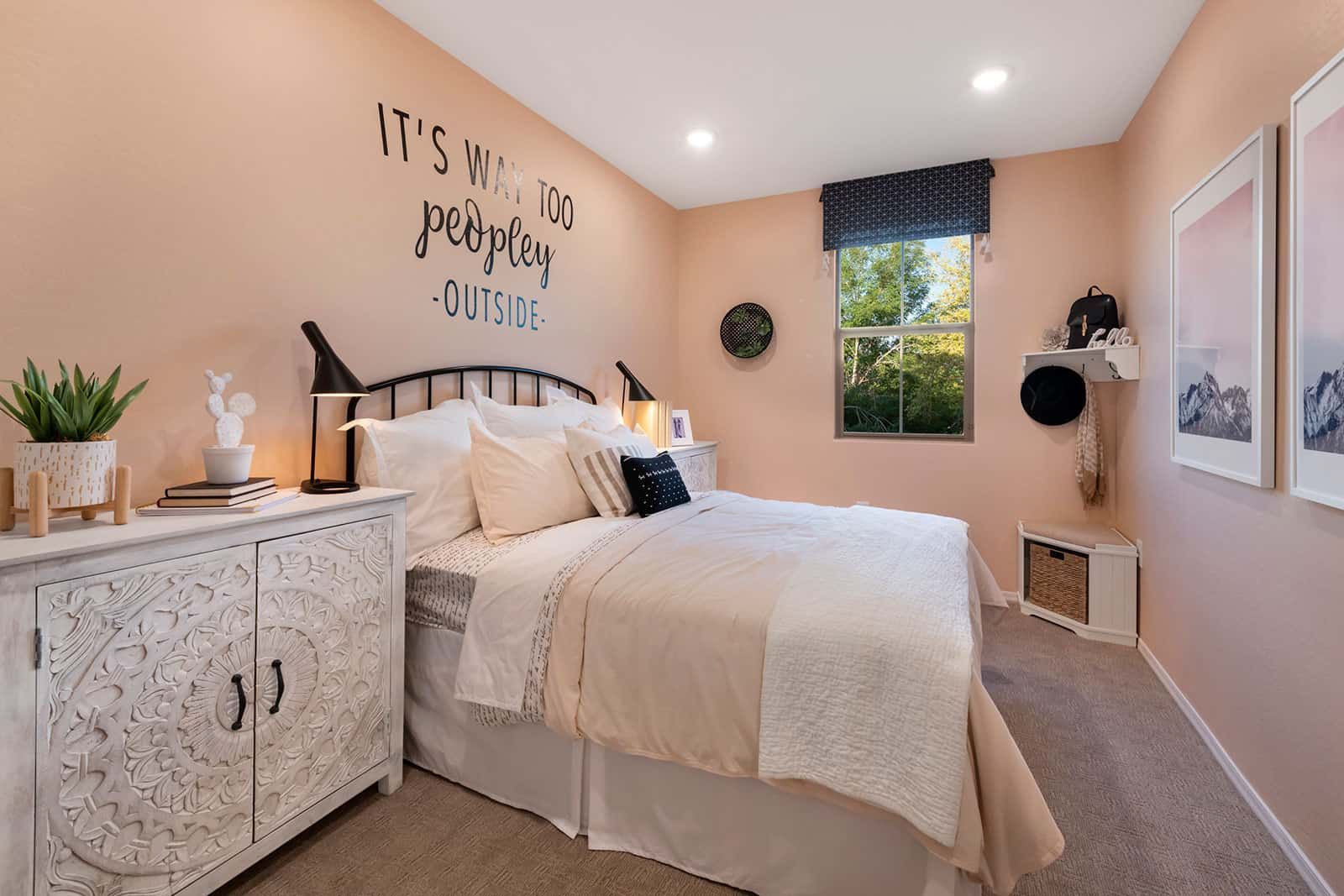 Bedroom featured in the Residence 2 By Tri Pointe Homes in Phoenix-Mesa, AZ