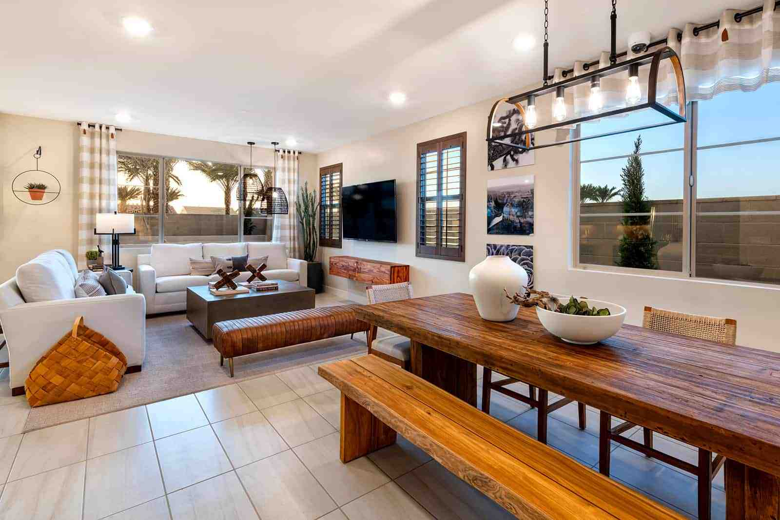 Living Area featured in the Vineyard By Tri Pointe Homes in Phoenix-Mesa, AZ