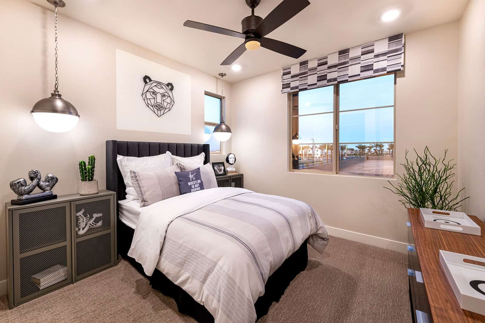 Bedroom featured in the Vineyard By Tri Pointe Homes in Phoenix-Mesa, AZ