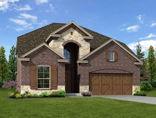 Kinsley - Lakes of River Trails: Fort Worth, Texas - Tri Pointe Homes