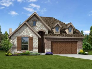 Addison II - Lakes of River Trails: Fort Worth, Texas - Tri Pointe Homes