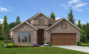 Lakes of River Trails by Tri Pointe Homes in Fort Worth Texas