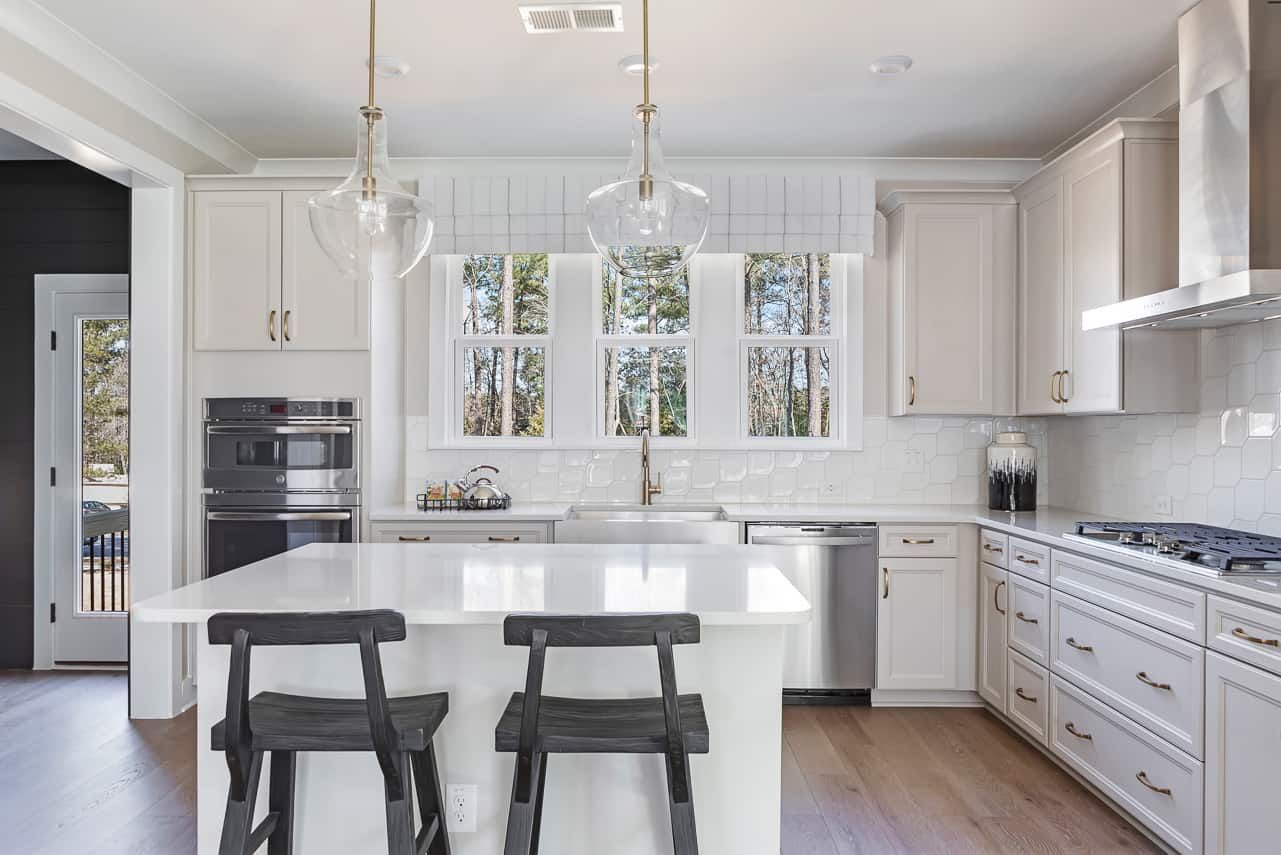 Kitchen featured in the Plan 3 By Tri Pointe Homes in Charlotte, NC