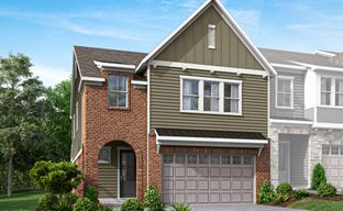 Everton by Tri Pointe Homes in Charlotte North Carolina