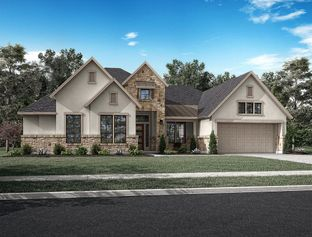 Siena - Lakehouse 80: Katy, Texas - Tri Pointe Homes