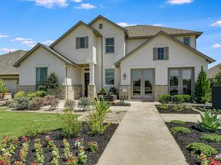 Duval - River Collection at Meyer Ranch: New Braunfels, Texas - Tri Pointe Homes