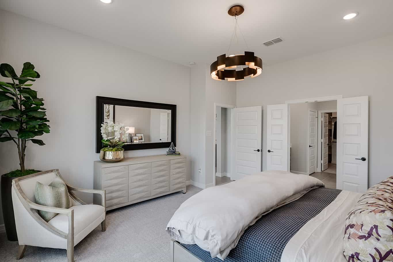 Bedroom featured in the Sheldon By Tri Pointe Homes in Austin, TX