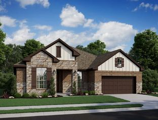 Congress - River Collection at Meyer Ranch: New Braunfels, Texas - Tri Pointe Homes