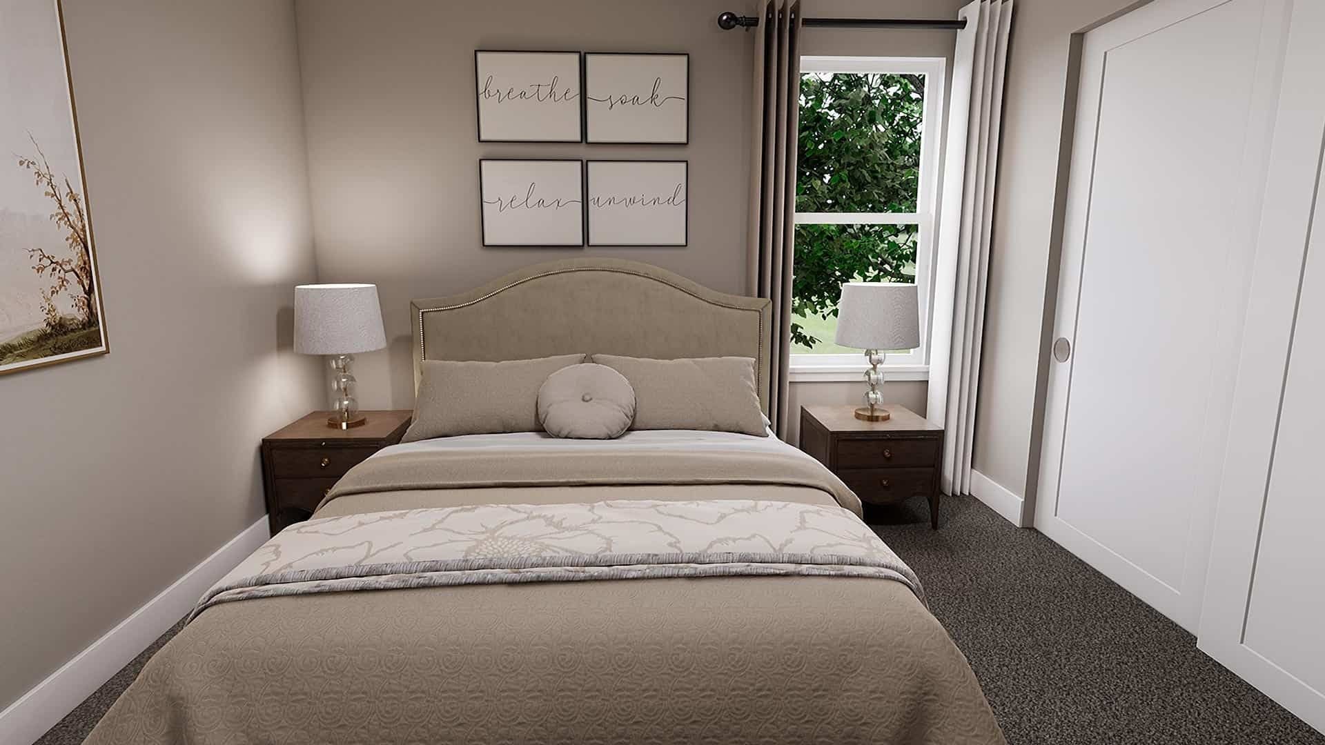 Bedroom featured in the Plan A-220 By Tri Pointe Homes in Bremerton, WA