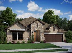 Bartlett - NorthGrove at Spring Creek: Magnolia, Texas - Tri Pointe Homes