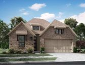 Lakes at Creekside 45' by Tri Pointe Homes in Houston Texas