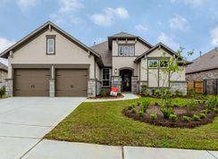 Oak - Villas at The Reserve: Houston, Texas - Tri Pointe Homes