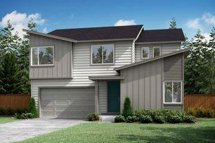 Plan A-280 - Poulsbo Meadows: Poulsbo, Washington - Tri Pointe Homes
