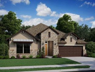 Bartlett - Lakes at Creekside 65: Tomball, Texas - Tri Pointe Homes