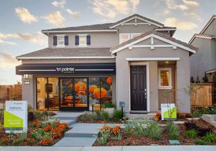 Plan 2 - Marigold at The Villages: Fairfield, California - Tri Pointe Homes