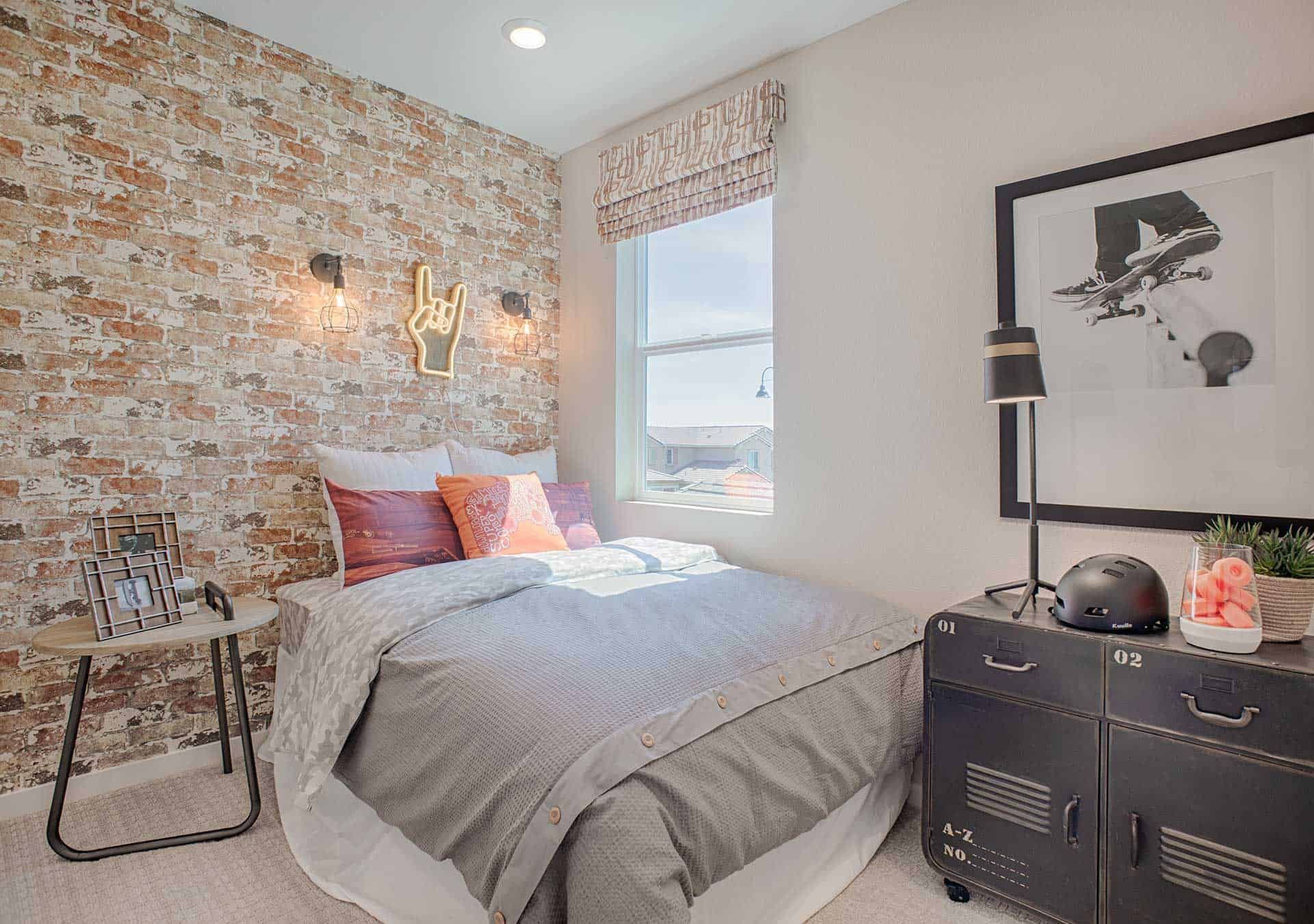 Bedroom featured in the Plan 3 By Tri Pointe Homes in Vallejo-Napa, CA