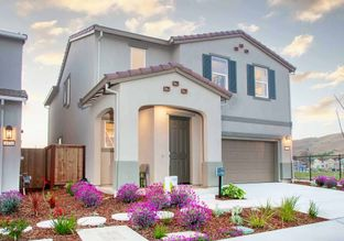 Plan 4 - Marigold at The Villages: Fairfield, California - Tri Pointe Homes