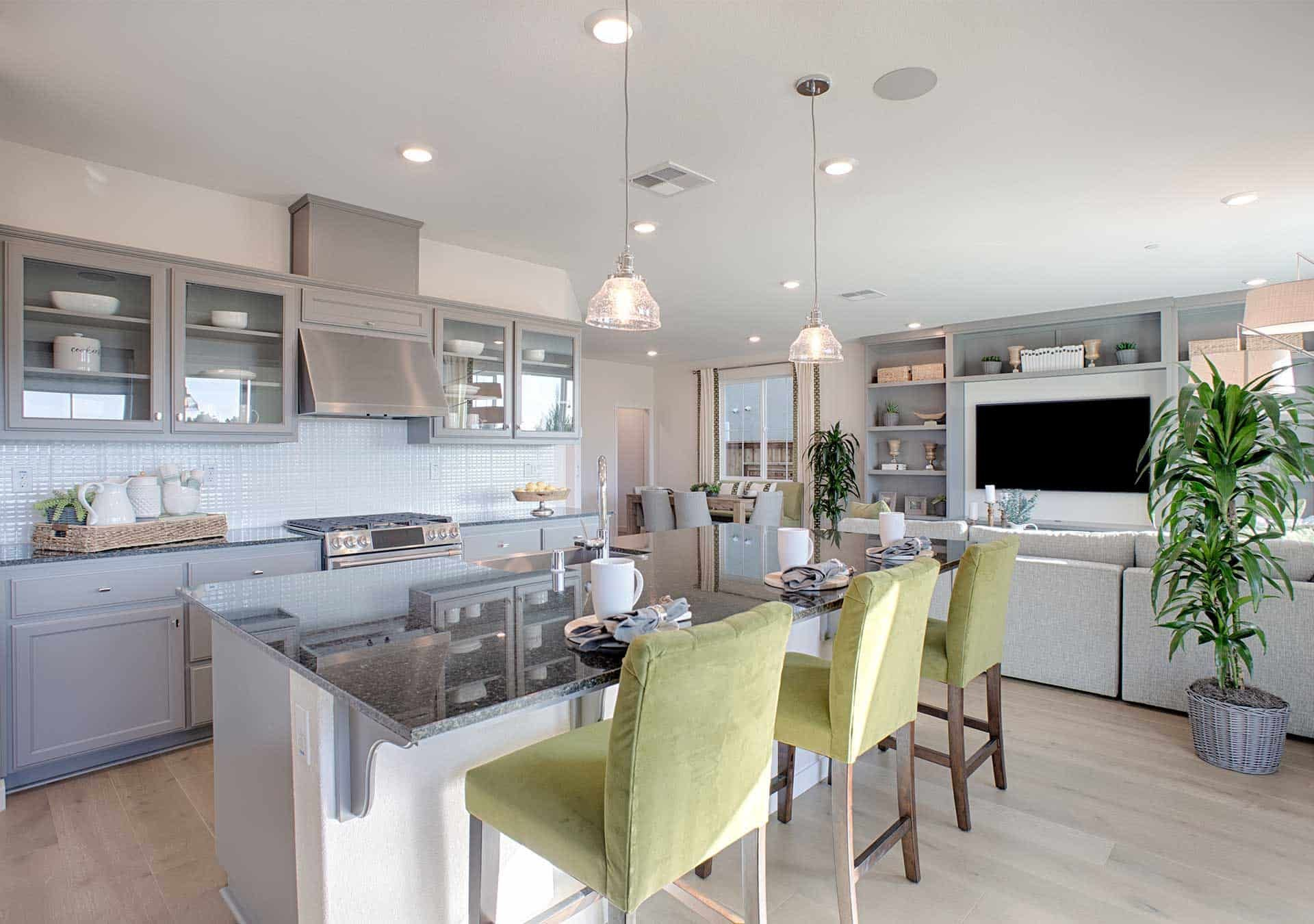 Kitchen featured in the Plan 4 By Tri Pointe Homes in Vallejo-Napa, CA