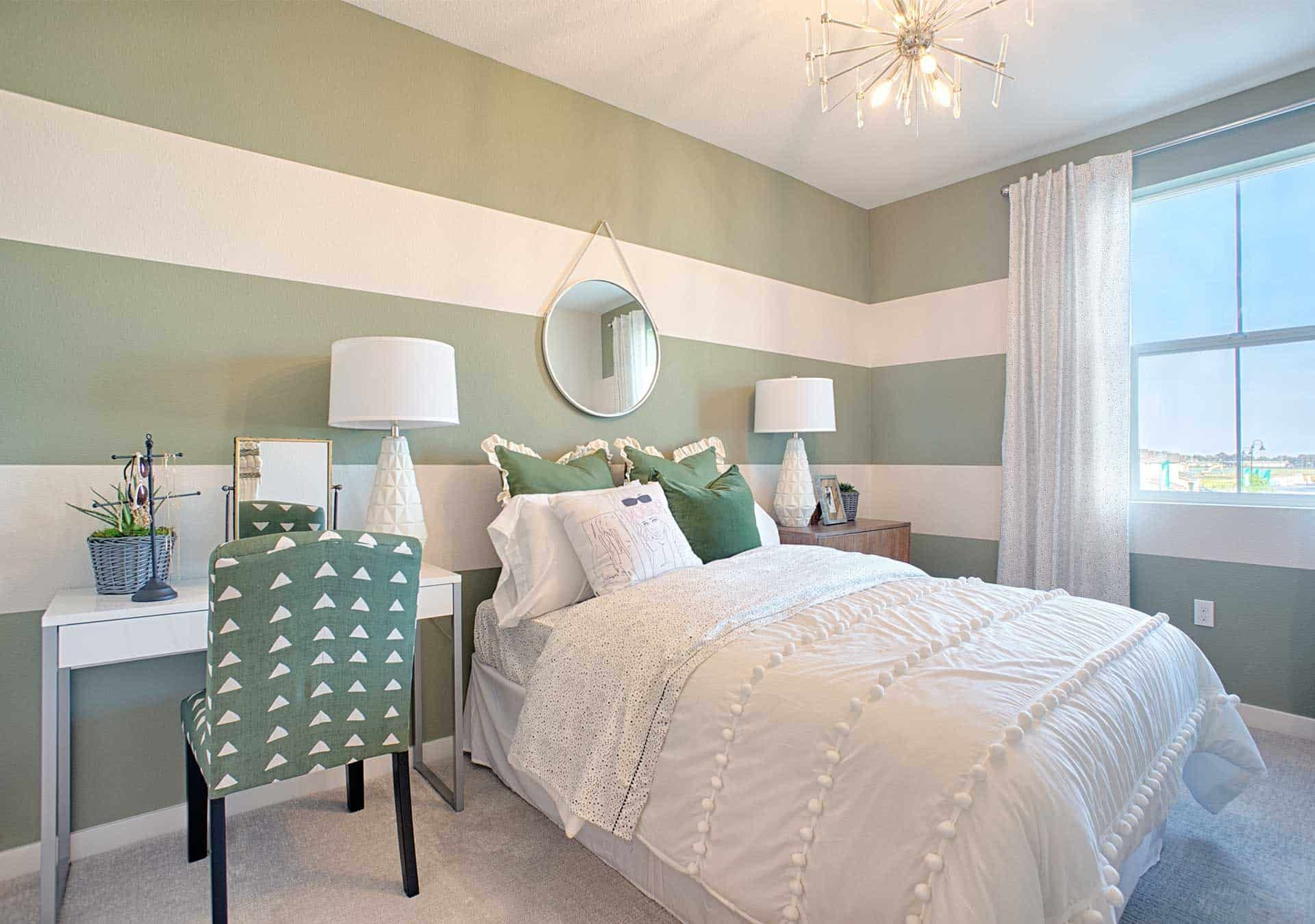 Bedroom featured in the Plan 4 By Tri Pointe Homes in Vallejo-Napa, CA