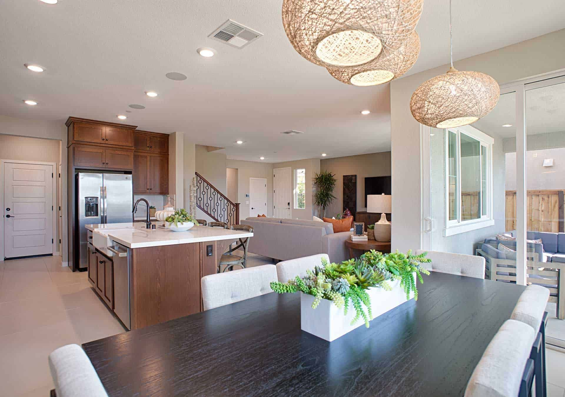 Living Area featured in the Plan 3 By Tri Pointe Homes in Vallejo-Napa, CA