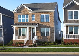 Madison - The Villages at Cabin Branch: Clarksburg, Maryland - Tri Pointe Homes