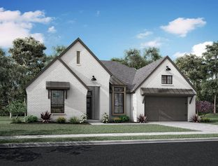 Albion - Cross Creek Ranch 65': Fulshear, Texas - Tri Pointe Homes