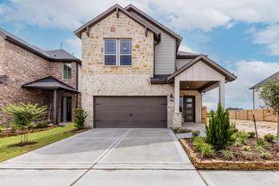 Cormorant - Haven at Seven Lakes 40: Katy, Texas - Tri Pointe Homes