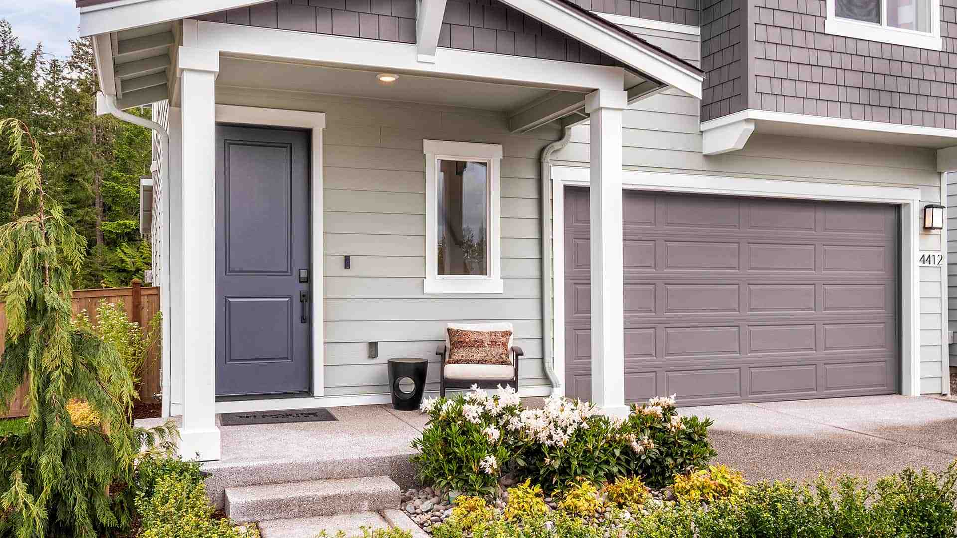 Exterior featured in the Plan A-240 By Tri Pointe Homes in Bremerton, WA