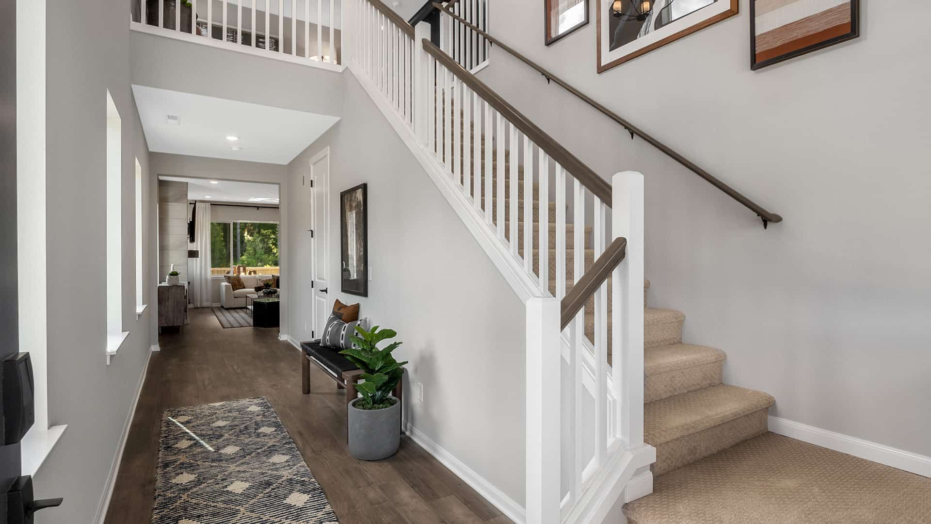 Living Area featured in the Plan A-240 By Tri Pointe Homes in Bremerton, WA