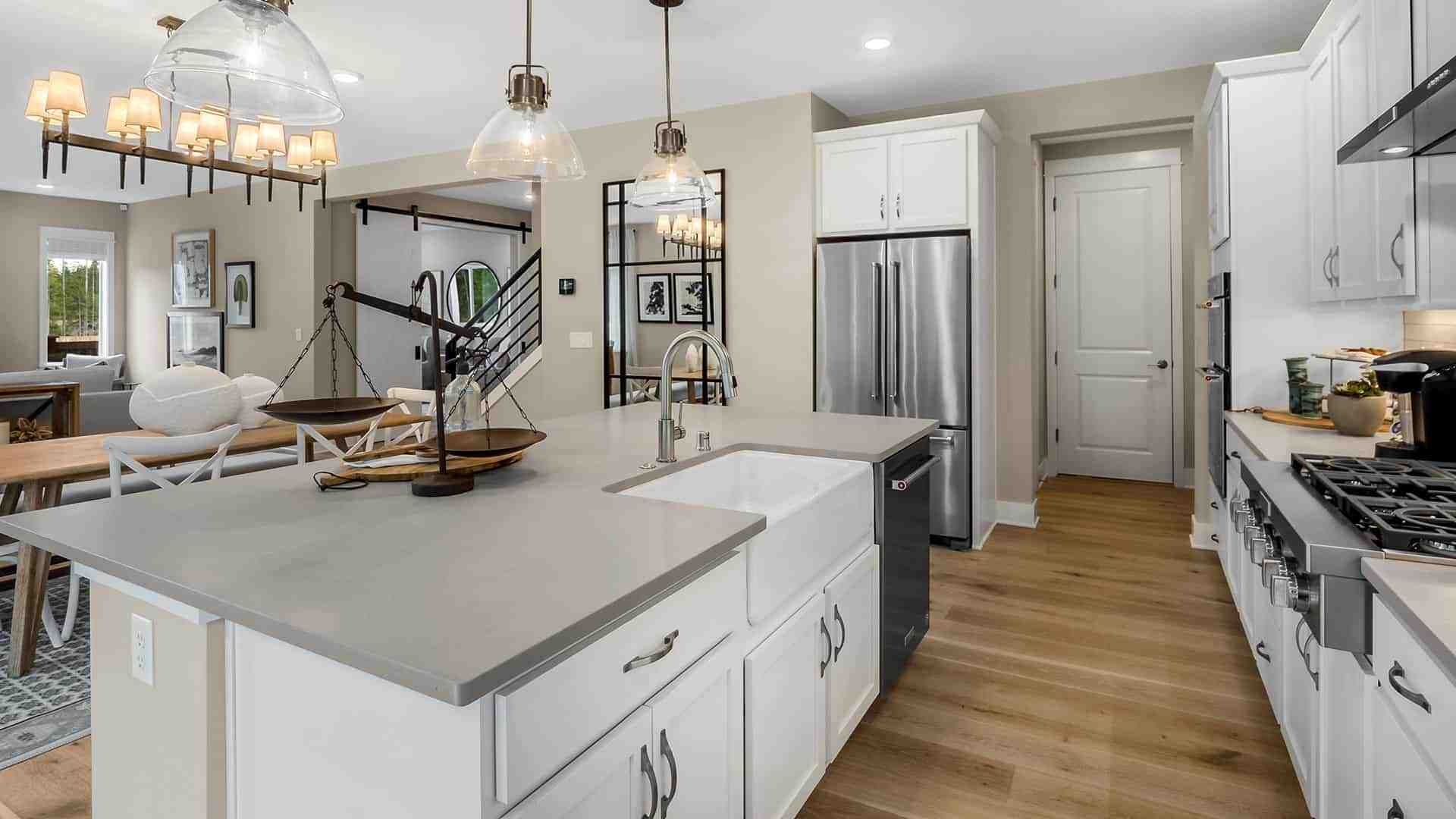 Kitchen featured in the Plan A-300 By Tri Pointe Homes in Bremerton, WA