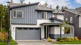 Plan A-260 - McCormick Village: Port Orchard, Washington - Tri Pointe Homes