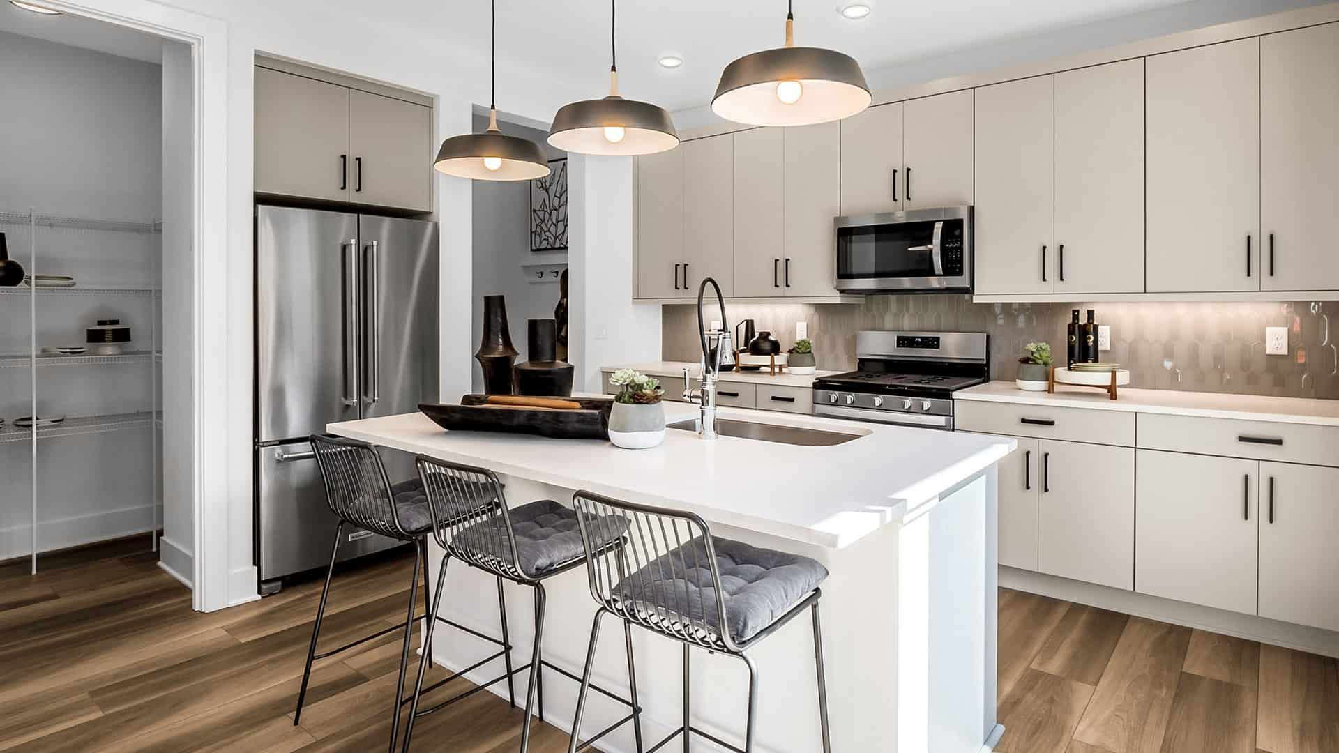 Kitchen featured in the Plan A-260 By Tri Pointe Homes in Bremerton, WA