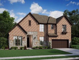 Fulbright - Traditions at Hidden Arbor: Cypress, Texas - Tri Pointe Homes