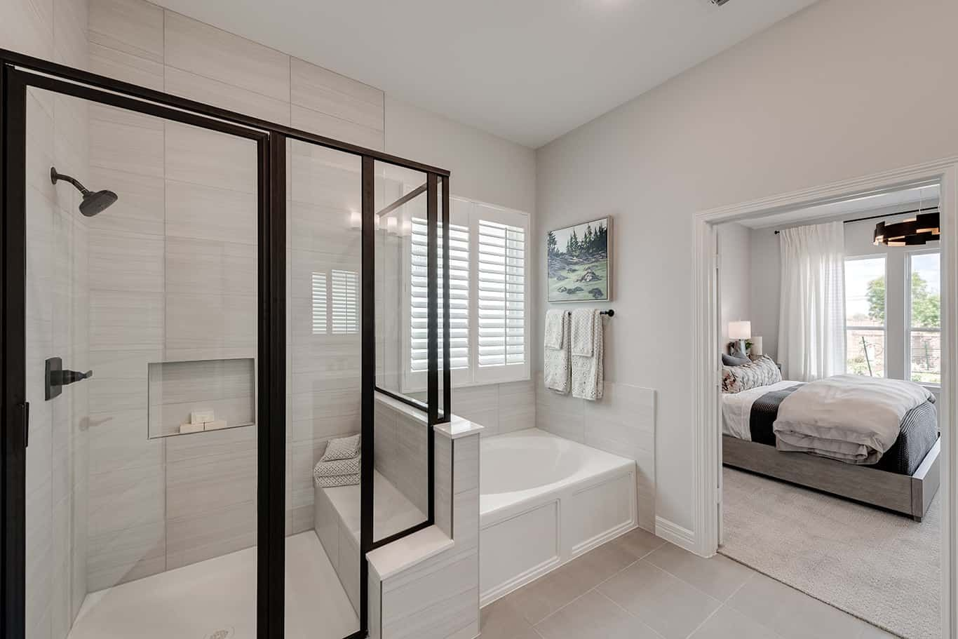 Bathroom featured in the Sheldon By Tri Pointe Homes in Austin, TX
