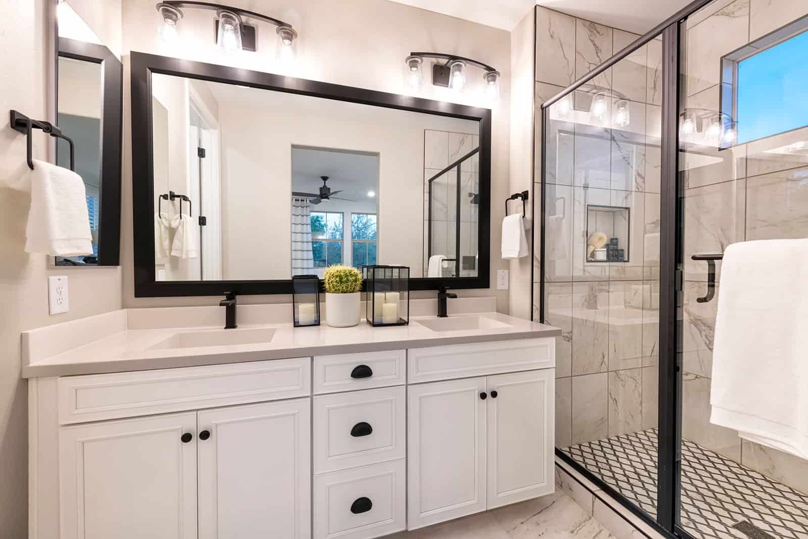 Bathroom featured in the Residence 4 By Tri Pointe Homes in Phoenix-Mesa, AZ