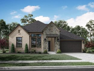 Glidden - Lakes at Creekside 65: Tomball, Texas - Tri Pointe Homes