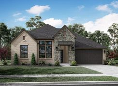 Glidden - Lakes at Creekside 65': Tomball, Texas - Tri Pointe Homes
