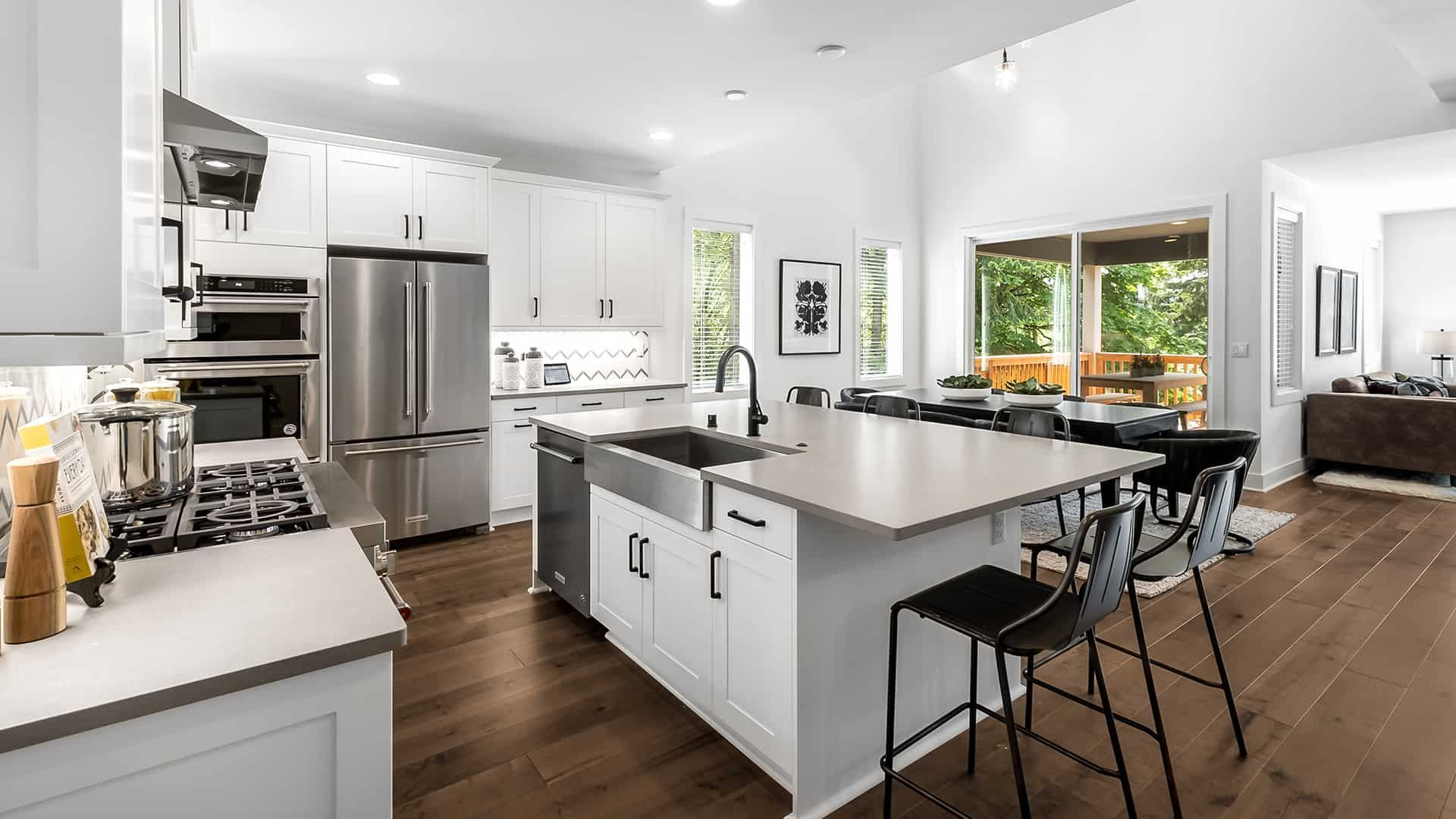 Kitchen featured in the Plan H-341DL By Tri Pointe Homes in Seattle-Bellevue, WA