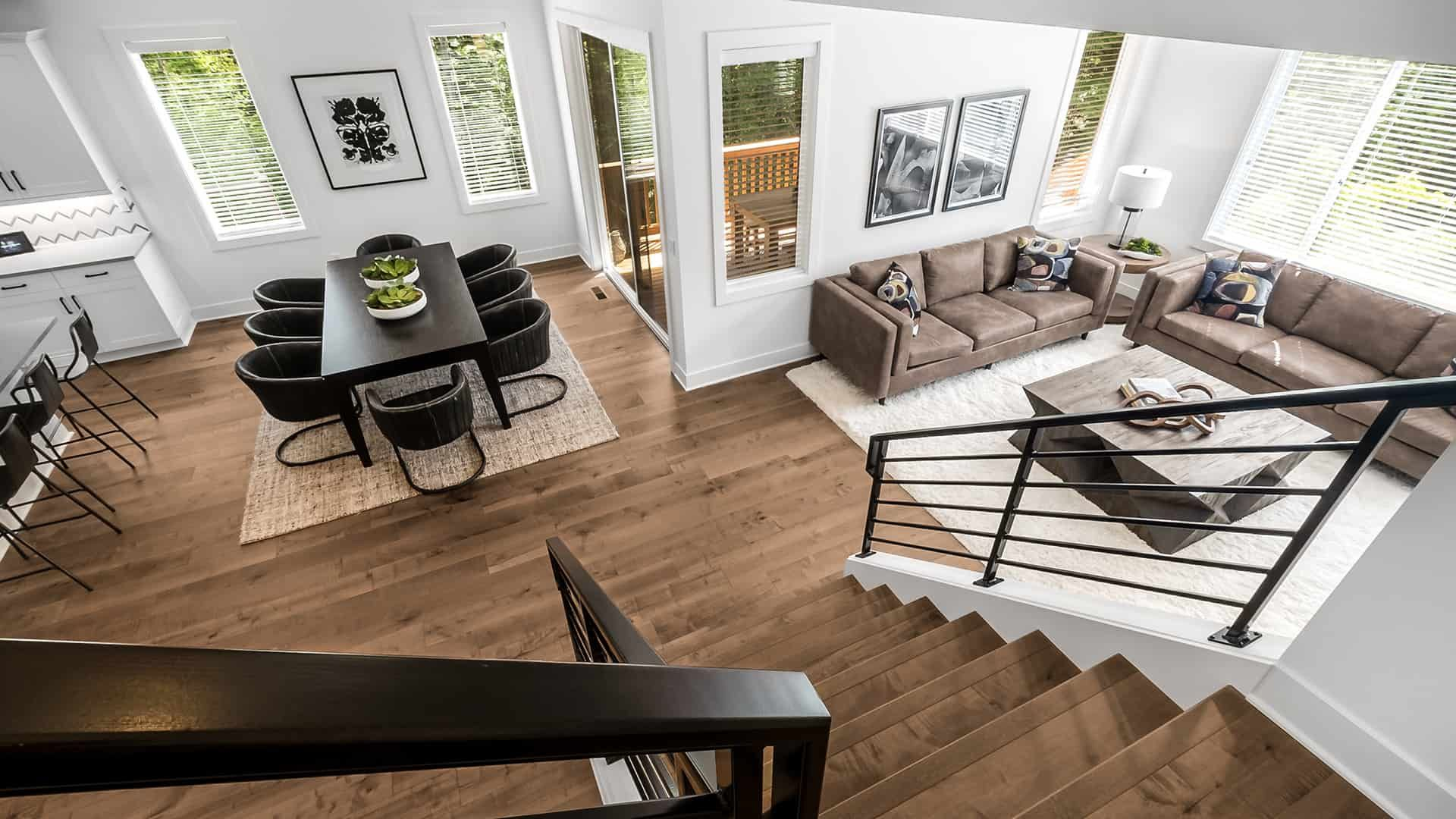 Living Area featured in the Plan H-341DL By Tri Pointe Homes in Seattle-Bellevue, WA