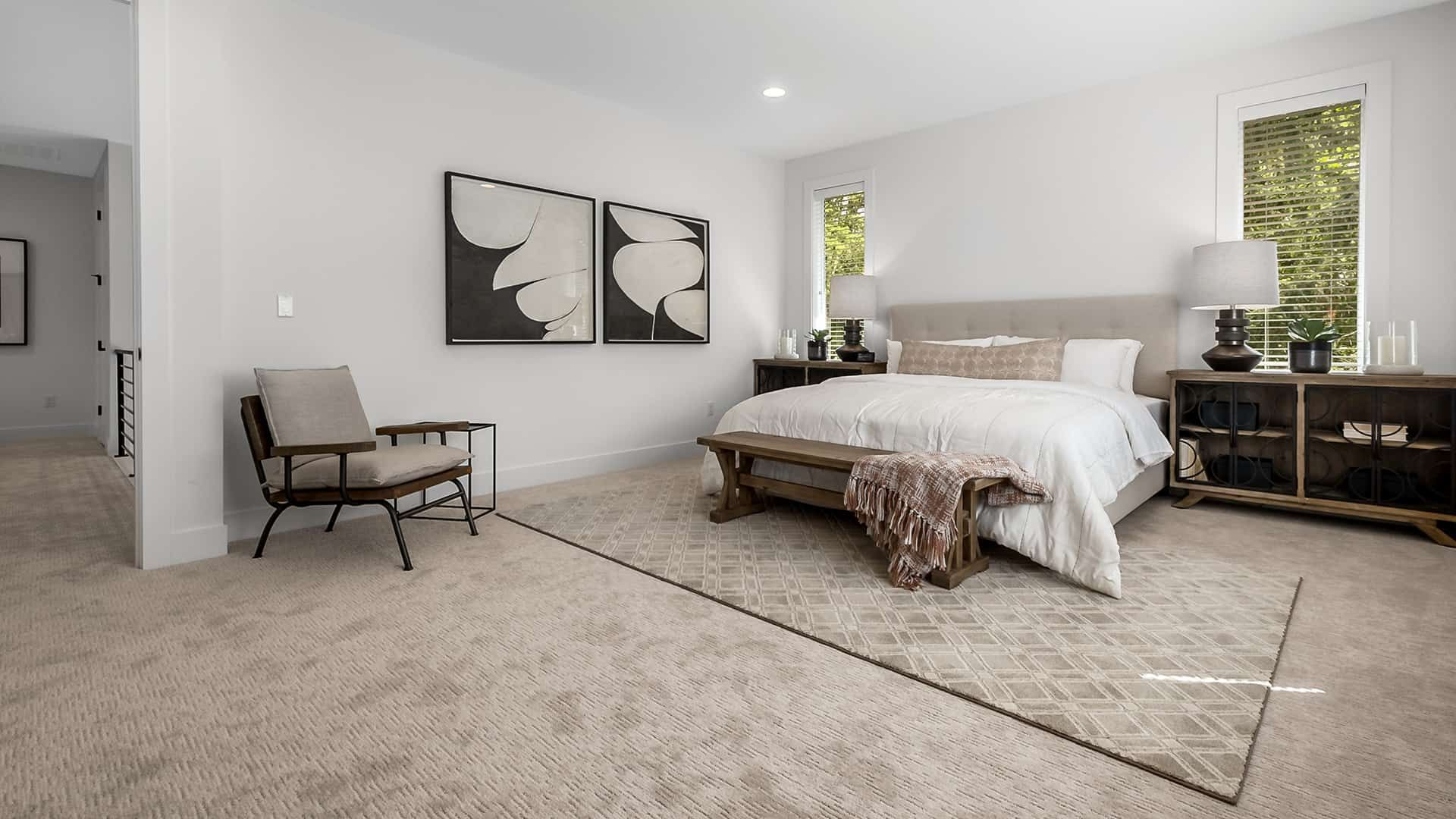 Bedroom featured in the Plan H-341DL By Tri Pointe Homes in Seattle-Bellevue, WA